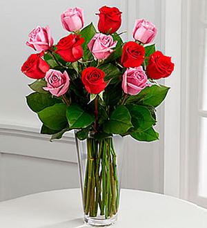 The FTD True Romance Rose Bouquet