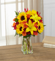LE Bouquet FTD® Harvest Heartstrings™