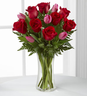 The FTD® Love Wonder™ Bouquet