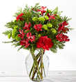 FTD Holiday Happenings Bouquet $44.99