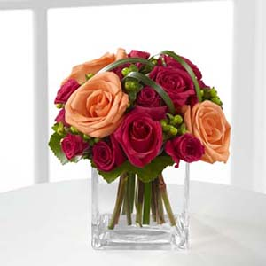 The FTD® Deep Emotions® Rose Bouquet