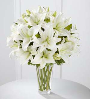 The FTD® Spirited Grace™ Lily Bouquet