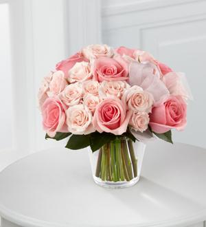 Le bouquet de roses Pure perfection™ de FTD®