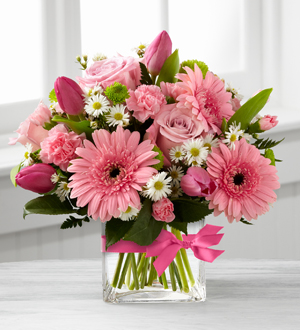 The FTD® Blooming Visions Bouquet