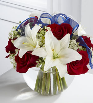 Le bouquet Independence™ de FTD®
