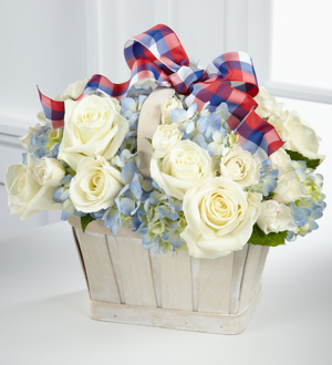 The FTD® County Fair™ Basket - BASKET INCLUDED