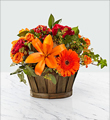 FTD Harvest Memories Basket $59.99