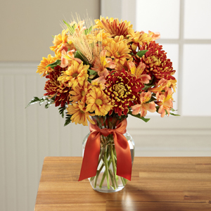 The FTD® Autumn Roads™ Bouquet