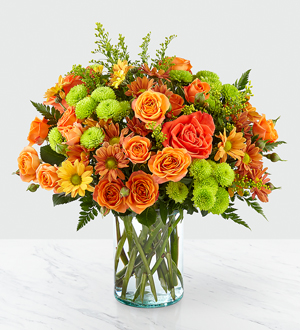 The FTD® Autumn Delight™ Bouquet