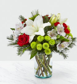 The FTD® Christmas Spirit™ Bouquet