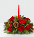 I'll be home for Christmas Centerpiece $49.99