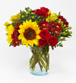 The FTD® Cinnamon Spice™ Bouquet