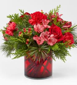 The FTD® Merry Mistletoe™ Bouquet