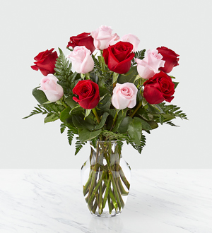 The FTD® Forever in Love™ Rose Bouquet