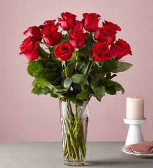 B59	The FTD® Long Stem Red Rose Bouque