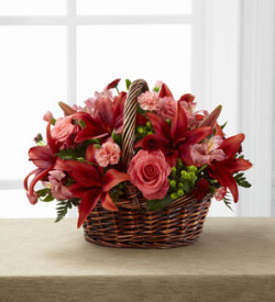 5e035066ce7 Becks Florist Inc The FTD® Bountiful Garden™ Bouquet East Peoria