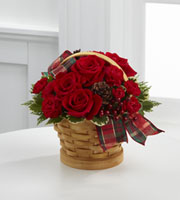 The FTD® Joyous Holiday™ Bouquet