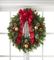 The FTD® Winter Wonders™ Wreath