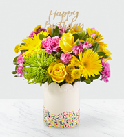The FTD® Birthday Sprinkles™ Bouquet