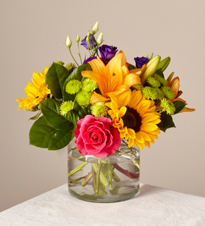 The FTDR Happy Birthday Bouquet