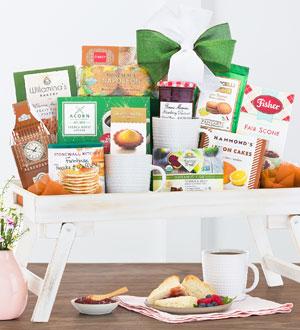 Breakfast In Bed Gourmet Gift Set