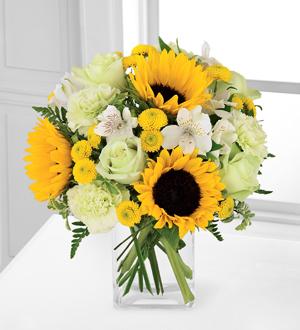 Le bouquet Coucher du soleil FTD®