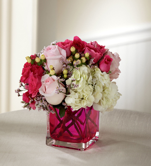 The FTD® Love In Bloom™ Bouquet