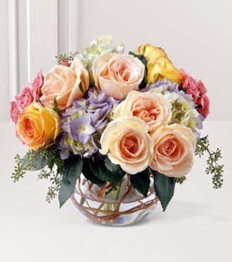 The FTD® Pastel Palette™ Bouquet