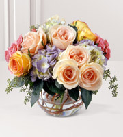 The FTD® Pastel Palette™ Bouquet