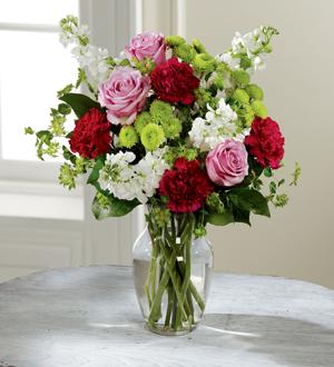 Le bouquet Étreinte fleurieMC de FTD®