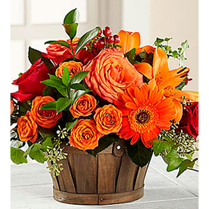 The FTD Nature\'s Bounty Bouquet