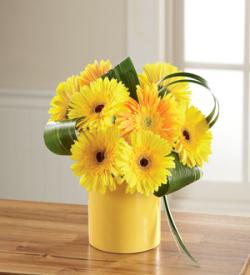 The FTD® Sunny Surprise™ Bouquet