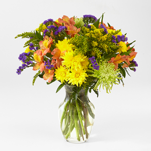 The FTD® Marmalade Skies™ Bouquet