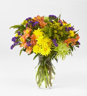 Marmalade Skies Bouquet