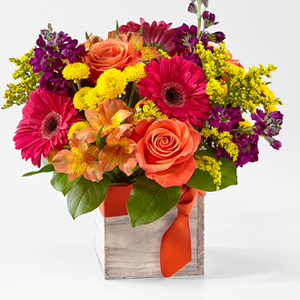 The FTD® Punch Bowl™ Bouquet