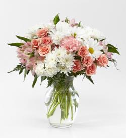 The FTD® Blush Crush™ Bouquet