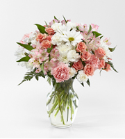 The FTD® Blush Crush™ Bouquet