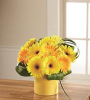 The FTD Sunny Surprise Bouquet