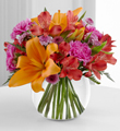El Ramo de Flores de FTD® Luz de mi Vida™