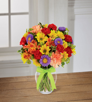 The FTD® Light and Lovely™ Bouquet