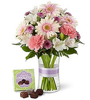 Order fresh flowers, chocolates & other gift ideas for same day delivery in Grand Rapids, Byron Center, Rockford & worldwide with Sunnyslope Floral