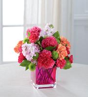 The FTD® Color Rush™ Bouquet