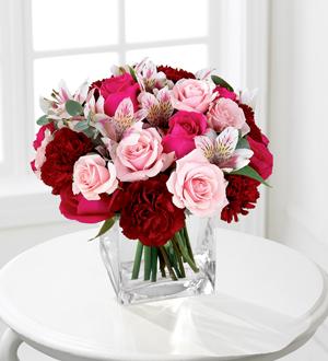 The FTD® Gentle Caress™ Bouquet