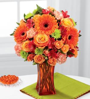 The FTD® Orange Escape™ Bouquet