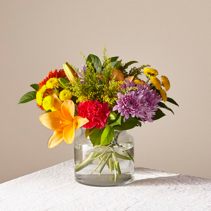 The FTD® Party Punch Bouquet