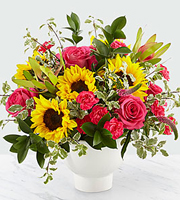 The FTD® Fresh Beginnings™ Bouquet