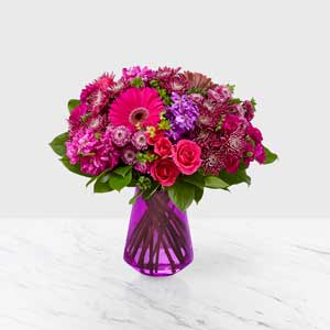 The FTD® Blushing™ Bouquet