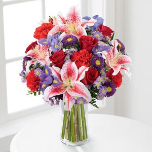 Le bouquet Beauté éclatante ™ de FTD®