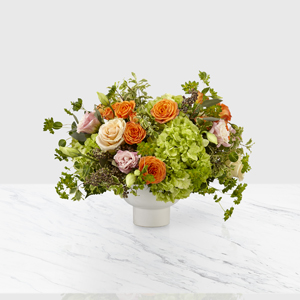 The FTD® Fresh Glow™ Bouquet Deluxe