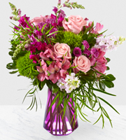 The FTD® Berry Happy™ Bouquet Deluxe